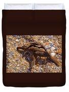 Coral Beach Treasure  Duvet Cover