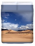 Coral Pink Sand Dunes Duvet Cover