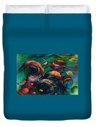 Coral Reef 2 Duvet Cover