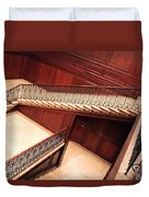 Corcoran Gallery Staircase Duvet Cover