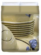 Cord 812 Oldtimer From 1937 Grill Duvet Cover