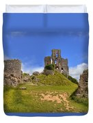 Corfe Castle Duvet Cover