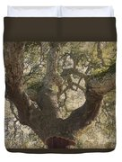 Cork Oak Tree Duvet Cover