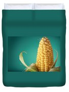 Corn On The Cob Duvet Cover