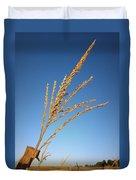 Corn Tassel Duvet Cover