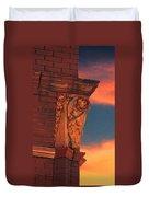 Corner Sunset Duvet Cover