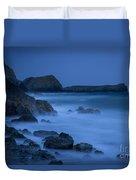 Cornwall Coast Duvet Cover