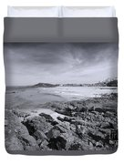 Cornwall Coastline 2 Duvet Cover