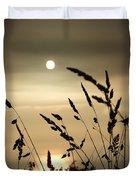 Cornwall Misty Sunset One Duvet Cover