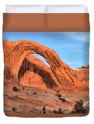 Corona Arch Canyon Duvet Cover