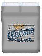 Corona Extra Duvet Cover