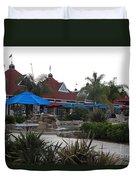Coronado Ferry Landing Marketplace In Coronado California 5d24386 Duvet Cover
