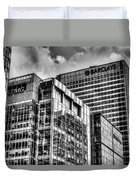 Corporate London Duvet Cover