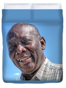 Cortright Aged Duvet Cover
