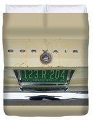 Corvair Duvet Cover