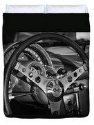 Corvette Cockpit Duvet Cover