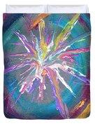 Cosmic Activity 11  Duvet Cover