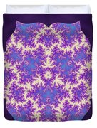 Cosmic Dragonfly Duvet Cover