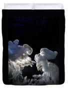 Cosmic Love Duvet Cover