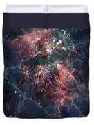 Cosmic Soup Duvet Cover