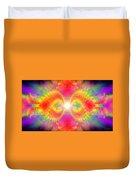 Cosmic Spiral Ascension 02 Duvet Cover