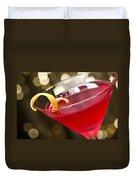 Cosmopolitan Cocktail Duvet Cover