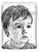 Costin Boy Duvet Cover