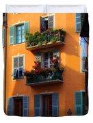 Cote D'azur Alley Duvet Cover