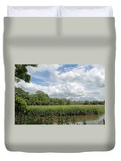 Cotswold Landscape Duvet Cover