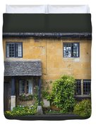 Cotswolds Cottage Duvet Cover