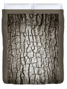 Cottonwood Bark 1 Duvet Cover