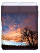 Cottonwood Sky Duvet Cover