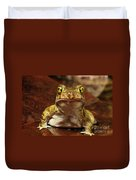 Couchs Spadefoot Toad Duvet Cover