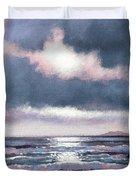 Coumeenole Beach  Dingle Peninsula  Duvet Cover