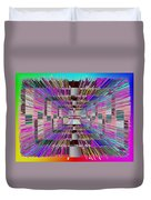 Counterbalance Duvet Cover by Tim Allen