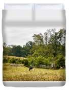 Country Beauty Duvet Cover