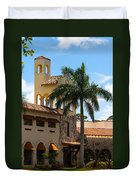 Country Club Of Coral Gables Duvet Cover