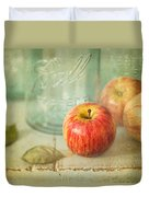 Country Comfort Duvet Cover by Amy Weiss