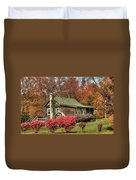Country Cottage II Duvet Cover