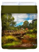 Country - Country Living Duvet Cover