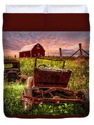 Country Cousins Duvet Cover