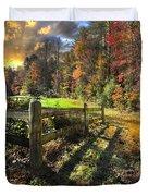 Country Dawn Duvet Cover