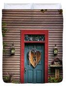 Country Door Duvet Cover