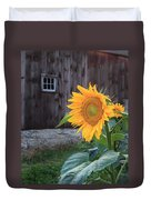 Country Flower Duvet Cover