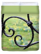 Country Garden Duvet Cover