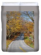 Country Graffiti Duvet Cover