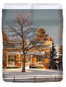 Country Home Duvet Cover