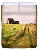 Country Lane Duvet Cover
