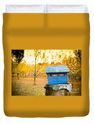 Country Letterbox Duvet Cover