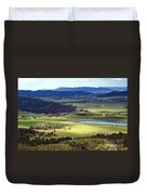 Country Scenic Duvet Cover
